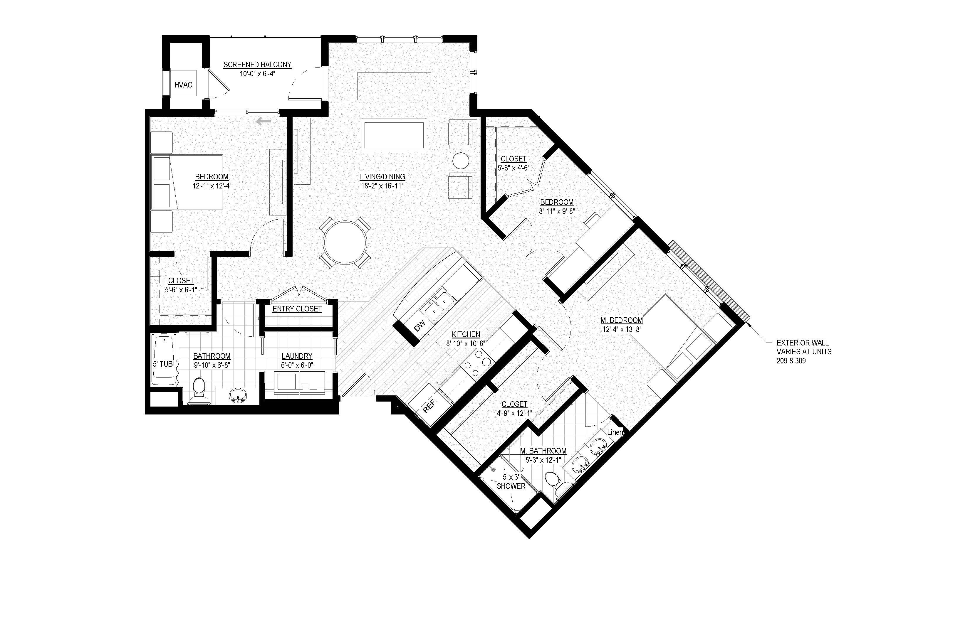 zvago zvago central village BMW X6 M redwood 3 beds 2 baths 1522 sq ft
