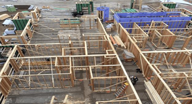 Central Village Construction Update