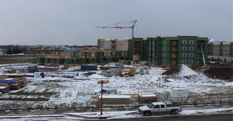 Central Village Construction
