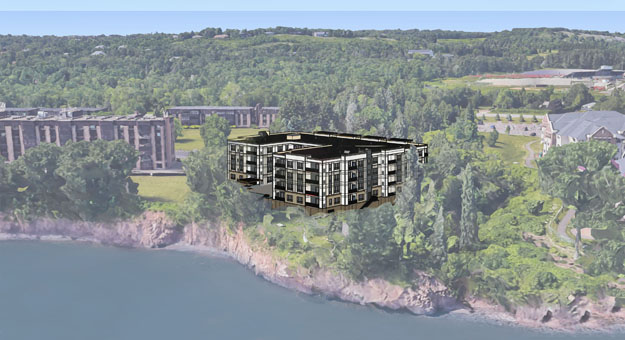 Construction Begins on Zvago Lake Superior