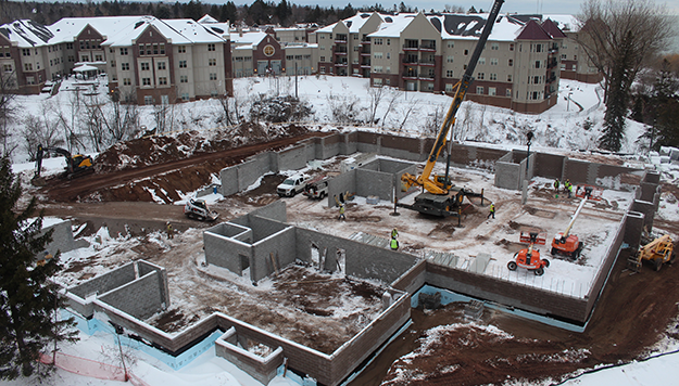 Lake Superior Construction Update