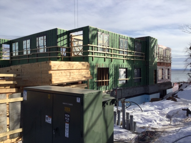 Construction in Duluth